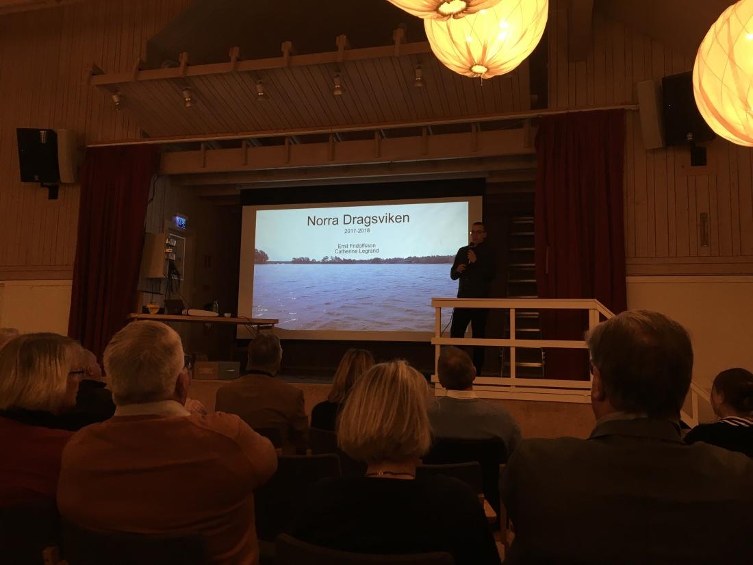 Norra Dragsviken Meeting 2